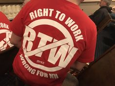 Right to Work hurts all workers and will not magically create new jobs :https://manchesterinklink.com/right-work-hurts-workers-will-not-magically-create-new-jobs/?ct=t(RSS_EMAIL_CAMPAIGN)