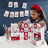 Julkalender från Panduro som du dekorerar själv Girly Things, Girly Stuff, Calendar, Photo Wall, Holiday Decor, Frame, Christmas, Free Samples, Crafts