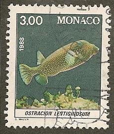 Monaco Scott 1613 Fish Used -