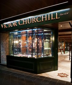 DA VM 6891 Victor Churchill ~ The Best Butcher shop in the World