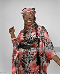 *Rita Marley* July 2006. More fantastic pictures and videos of *Bob Marley & The I-Threes* on: https://de.pinterest.com/ReggaeHeart/ ©Jeff Riedel/ gettyimages.de