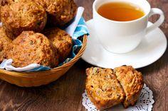 Uzuma - 5 Rezepte für gesunde Muffins