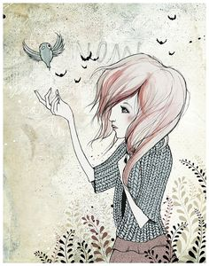 My Heart Carries Me Through ~ Kelly Murray