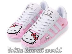 Japanese Fashion Lolita Kawaii Hello Kitty Shoes Sport Shoes sold by lolita store. Shop more products from lolita store on Storenvy, the home of independent small businesses all over the world. Hello Kitty Outfit, Hello Kitty Clothes, Hello Kitty Purse, Hello Kitty Themes, Hello Kitty Haus, Ballerinas, Mode Lolita, Kawaii Shoes, Hello Kitty Collection