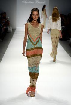 Agostina Bianchi: Spring Summer 2014. Multi coloured crochet lurex thread design. http://cdn.tiendanube.com/stores/010/091/products/179759572-1024-1024.jpg http://cdn.tiendanube.com/stores/010/091/products/art%201610-1024-1024.jpg http://www.agostinabianchi.com.ar/wp/wp-content/uploads/1610-49.jpg http://cdn.tiendanube.com/stores/010/091/products/AgosBianchi-SS2014-Fotoproducto-10-1024-1024.jpg
