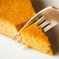 Diabetic Dessert Recipe - Crustless Pumpkin Pie