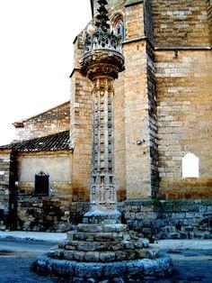 Along the Meseta, Boadilla del Camino Palencia (Camino de Santiago)