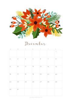 December-2018-calendar-monthly-planner-printable-apieceofrainbow.jpg 1.350×1.909 piksel