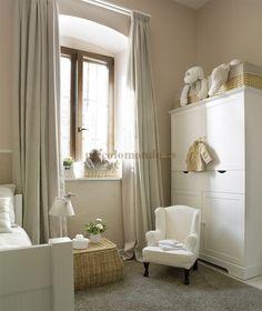 Bertín Osborne y Fabiola Martínez han decorado las habitaciones de sus hijos en Piccolo Mondo