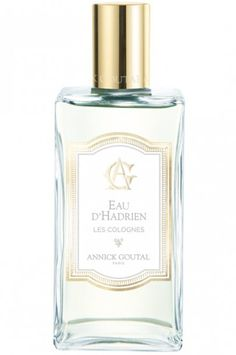Eau DHadrien Annick Goutal perfume - a new fragrance for women and men 2013