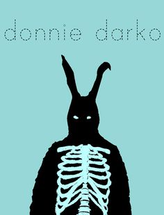 Donnie Darko. This was a really weird movie. It was dark and confusing. I did enjoy it but it was a real thinker. You have to pay attention if you are going to get it. 3 of 5