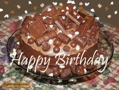 Happy Birthday Orkut Glitters - Happy Birthday Myspace Comments