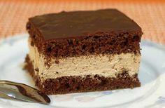 Rychlé čokoládové kostky