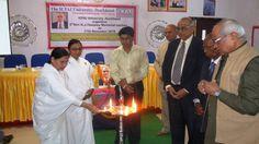 Welcoming the audience, Prof. ORS Rao, Vice -Chancellor, The ICFAI University, Jharkhand, inaugurated the 5th NJ Yesasvy memorial lecture.