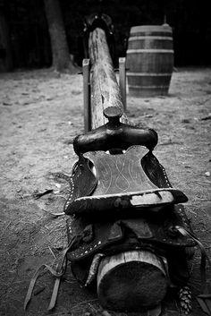 Saddle Seesaw - This will go great with the Saddle Swing