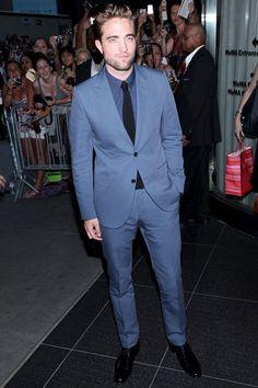7. Robert Pattinson - Image 44 of 50 - 50 Best Dressed Men in Britain 2013 - GQ.COM (UK)