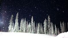 Snowglobe - Silverstar Mountain, Vernon, BC, Canada