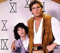 Voyagers tv show 1980s Tv Shows, Old Tv Shows, Movies And Tv Shows, Classic Tv, Classic Movies, Jennifer O'neill, Fantasy Tv Series, Best Sci Fi Shows, Music Tv