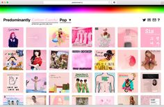 New site predominant.ly allows users to browse over 148,000 albums in Tunes' library by the colour of their artwork