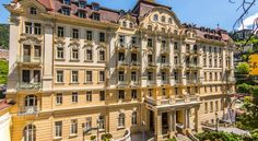 Grand Hotel de l'Europe | Bad Gastein | Austria (1909) - no longer a hotel, though some of the now private apartments can be rented