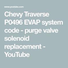 p0496 code 2005 chevy silverado