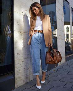 С чем носить джинсы весной: 30 крутых решений