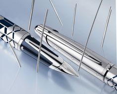 Edson 125 ans limited edition fountainpen by Waterman