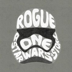 Yeah! Rogue One is here.  More beautiful pieces at: www.behance.net/rolocarrasco ------------------------------------------------ #starwars #rogue #one #thedesigntip #designinspiration#graphicdesigncentral #thedailytype#typespire#ligaturecollective #calligritype#typographyinspired#typeverything #goodtype#typetopia#typegang#50words #welovetype#typelove#ilovetypography #StrengthInLetters#tyxca#betype#kaligrafina #typeyeah#actypist