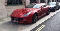 #ferrari #cars #carspotter #lovecars #l4l #ray4nz
