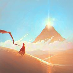 Journey, Recent Illustrations on Behance