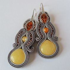 https://www.facebook.com/craftmaniacsss soutache earrings