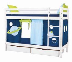 En køjesengside til når tiden kommer.. og de to Gøjer skal have nye sovemuligheder..  (http://www.babyshower.dk/product.asp?product=1504&affiliate=39 )