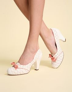 preferated 40's style shoes