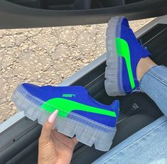 4a9a9635db4b bsessed with the new Fenty Creeper