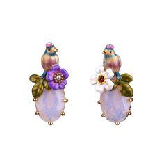 Collection Éclatante Discrétion http://shop.lesnereides.com/earrings/2924-post-earrings-eclatante-discretion-tits-3700377787364.html