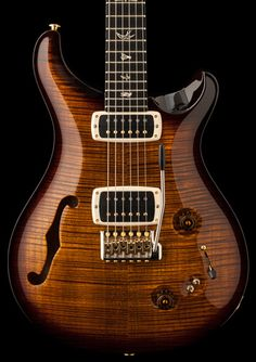 PRS Guitars   Experience PRS 2013 408 Semi-Hollow Colors