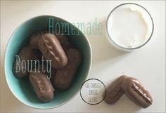 Les Carnets Sucrés de Lau': Homemade Bounty