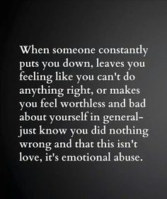What is emotional abuse? – After Narcissistic Abuse Now Quotes, Quotes To Live By, Life Quotes, Know Your Worth Quotes, Good Man Quotes, Truth Quotes, Fact Quotes, Deep Quotes, Amazing Quotes