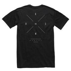Krew Quattro T-Shirt BLACK ($30) [T shirt]