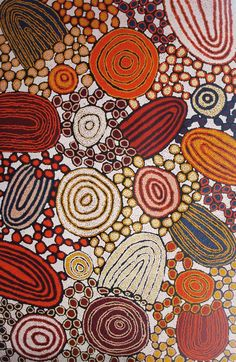Check out this latest offering of Australian Aboriginal Art  by Katherine Marshall Nakamarra / Women's Ceremony is the title of the work. Click the image  to view this piece and more than 1000 other artworks from more than 100 of Australia's leading Indigenous artists.   Cheers and we hope you enjoy