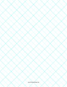 Kitchen Design Graph Paper Simple This Lettersized Graph Paper Has Three Aqua Blue Lines Every Inch Design Ideas