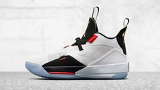 free shipping 40d56 8149a Inspired by gravity-defying athletes and space travel, the new Air Jordan  XXXIII was made to change the game of basketball. Thanks to its new FastFit…