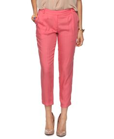Chic Woven Pants | FOREVER21 -