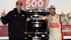 Dale Jr. wins Daytona in Letarte's last ride | NASCAR.com