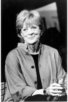 Maggie Smith (Downton Abbey), 2013 Primetime Emmy Nominee for Outstanding Supporting Actress in a Drama Series