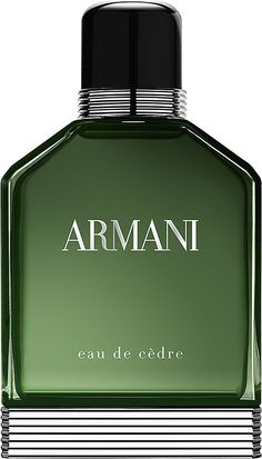 Giorgio Armani Armani - eau de cedre pour homme Eau de Toilette Spray £45
