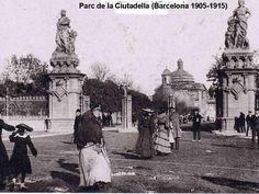 David, un lector de Motarile, rile, rile me ha hecho llegar toda una serie de fotografías antiguas de Barcelona.Algunas de ellas son realmente sorprendentes, como ver el tren por la calle Aragón a …