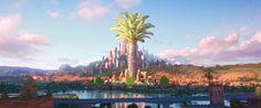 Disney Animated Films, Disney Films, Environment Concept Art, Environment Design, Animation Film, Disney Animation, Zootopia Movie, Desert Animals, Disney Wiki