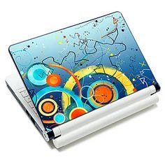 """""""Belle image"""" ordinateur portable autocollant de modèle de protection de la peau pour 10 """"/ 15"""" ordinateur portable 18370 (15 """"adapté à moins de 15"""") – EUR € 4.59"""
