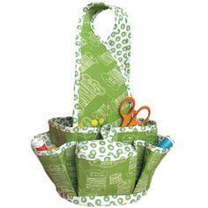 Hemma Eva Sewing Basket The Pattern Hutch craft pattern organize crafting supplies